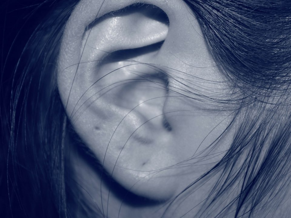 Ohren verstopft