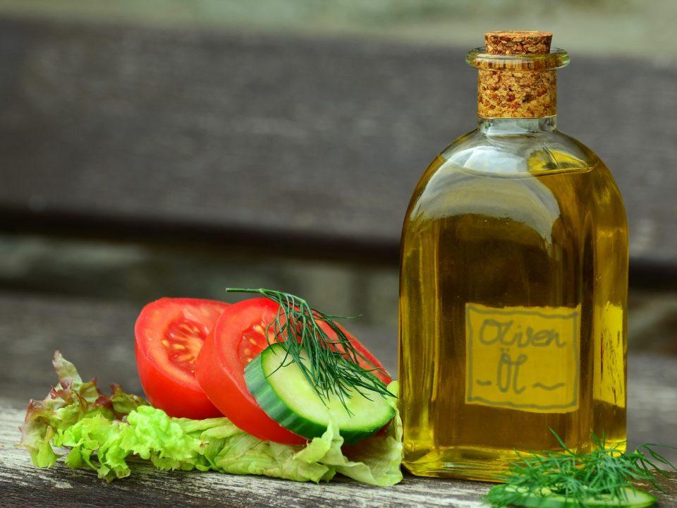 Schuppenflechte mit Olivenöl behandeln